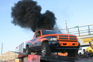 Chevy Towing Dodge