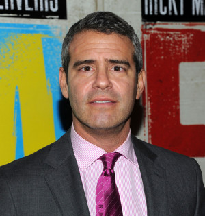 Andy Cohen Andy Cohen attends the quot Evita quot opening night new ...