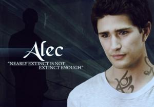 Alec Lightwood - city-of-bones Fan Art