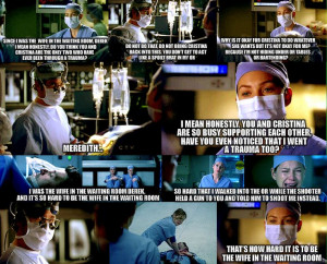 Grey's Anatomy = My FAVORITE show EVER! ♥