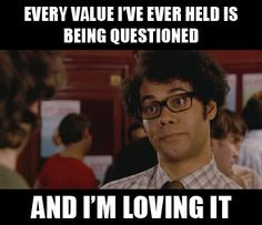 Maurice Moss 5 Some Of The Best It Crowd Quotes Meme Ified