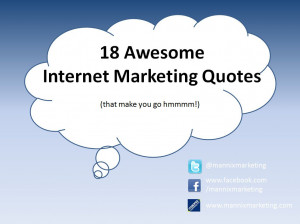 Funny Marketing Quotes
