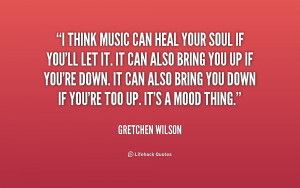 Quotes About Music And The Soul Preview quote