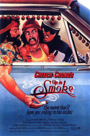Up in Smoke movie on: