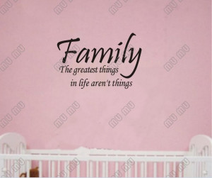 Italian Quotes About Family Family the greatest things in