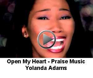 Open My Heart – Yolanda Adams