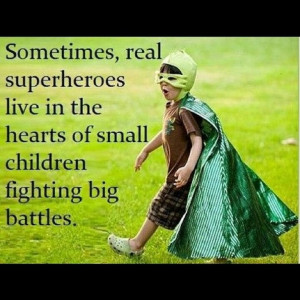 For all my kids fighting out there