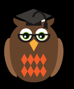 Wise Owl Clipart Free Wise old owl. school clip art Schools Clips ...