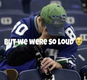 season Seahawks! Seahawks Suck!!! #niners 49Ers Baby, Niners Seahawks ...