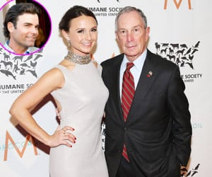 News Photo Geina Bloomberg...