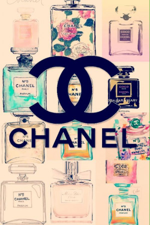 ... Chanel Vintage, Cute Iphone Walpaper, Chanel Quotes Wallpaper, Chanel