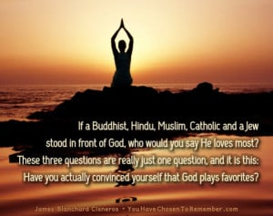 Inspirational Quote About God by James Blanchard Cisneros, author of ...