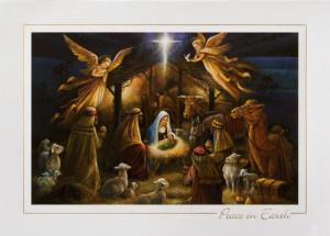Christmas Religious Cardscustom Religious Christmas Cards Christian ...