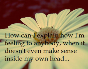 Quotes About Being Confused Quotes For > Tumblr Quotes