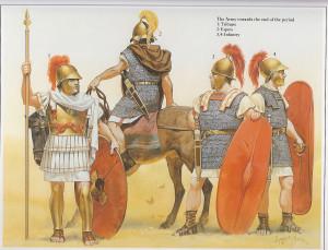 Imperial Roman Armies.