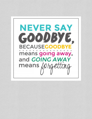 peter pan quotes never say goodbye tattoo never say goodbye peter