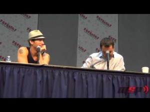 Sac Anime Summer 2013: Nolan North and Troy Baker panel Video Clip