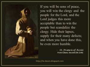 The obedient are not held captive by Holy Mother Church;