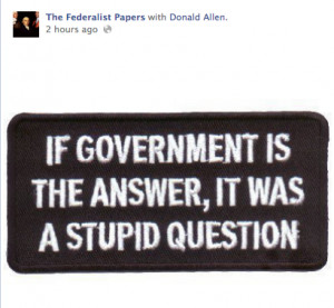 Meet the Anti-Government Federalists