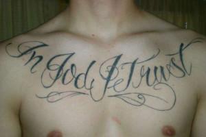 Trust Tattoo