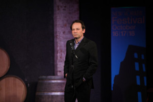 Adam Gopnik Writer Adam Gopnik attends The 2009 New Yorker Festival