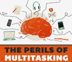 power of multitasking..more evidence has been shown that multitasking ...
