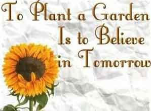 Inspirational quotes-Plant a Graden - Famous Quotations, Daily ...