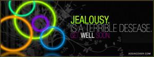 Jealousy Facebook Cover