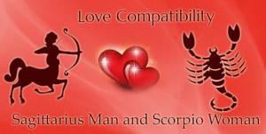 Love Compatibility Sagittarius Male and Scorpio Female