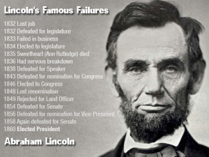 The Most Inspiring Famous Failures