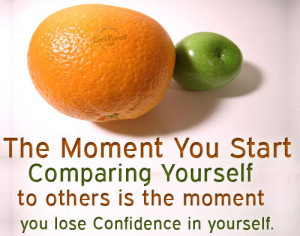 ... Is The Moment You Lose Confidence In Yourself - Confidence Quote