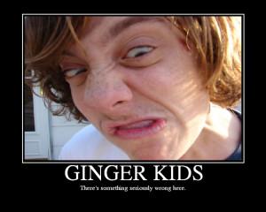 Thread: Ginger rage