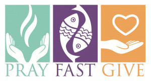 The three traditional pillars of Lent are prayer, fasting and ...