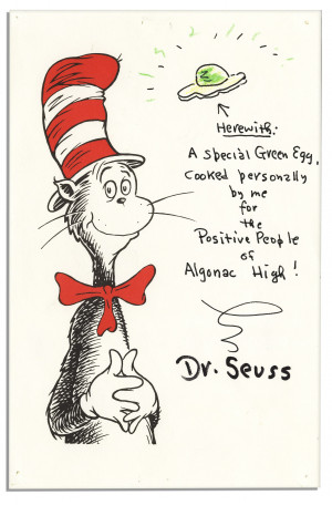 Dr Seuss Quotes Green Eggs And Ham Dr seuss green eggs and ham