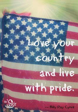 Patriotic Quotes From Country Songs