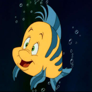 ... Quote by a Character Contest: Round 80 - Flounder (The Little Mermaid
