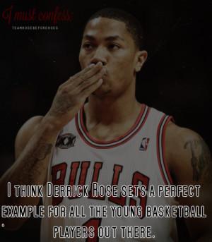 Basketball Quotes Derrick Rose Basketball quotes derrick rose