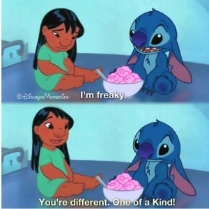 lilo and stitch quotes sad