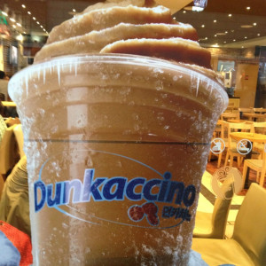 Dunkaccino! Did you watch the movie