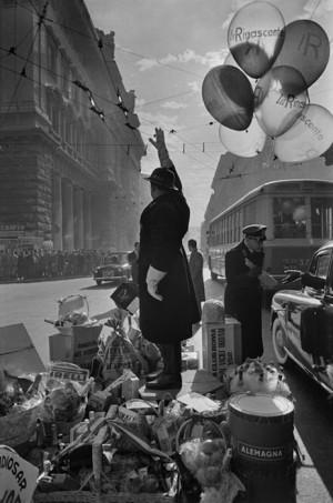 Henri Cartier-Bresson - Roma, 1951