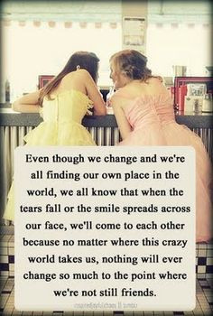 Check out Forever Friends from Best Friend Quotes and Sayings-I love ...