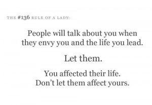 ... Envy Quotes, People Envy Quotes, Let Them Talk Quotes, Quotes About