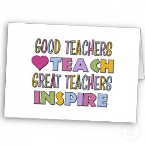 Great Teacher + Great student = Best Learning Experience