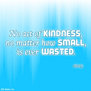 Quotes About Kindness Quotes - kindness never wasted