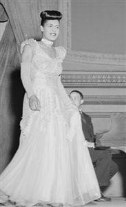 Billie Holiday, Carnegie Hall, New York, N.Y., ca. 1946-1948