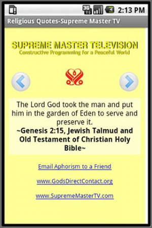 ... Him In The Garden Of Eden To Serve And Preserve It…. ~ Sikhism Quote