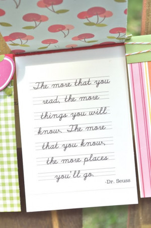 quotes for school. back to school quote banner