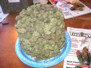 weed cake who wants