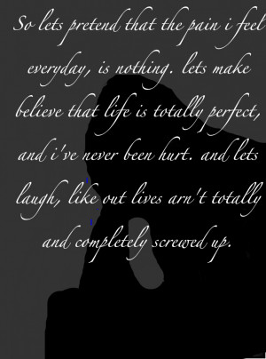 depressing quotes