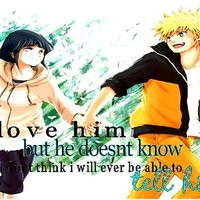naruhina naruto hinata love quote wallpaper photo: NaruHina Wallpaper ...
